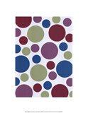 Tutti-frutti Spots Art Print