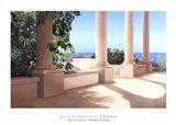 Island Columns Art Print