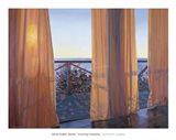 Evening Interplay, 2000 Art Print