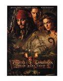 Pirates of the Caribbean: Dead Man's Chest Art Print