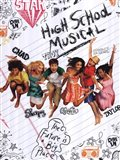 High School Musical 2 (sketchbook) Art Print