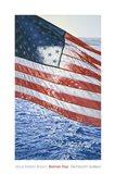 Banner Day Art Print