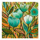 It's All About the Leaves Art Print