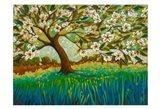 Magnolian Grace Art Print