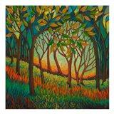 Gateway to Eden Art Print