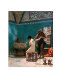The Bath, ca. 1880-1885 Art Print