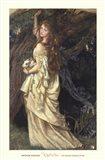 Ophelia, ca. 1865 Art Print