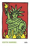 Statue of Liberty, 1986 Art Print
