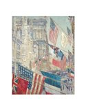 Allies Day, May 1917, 1917 Art Print