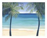 Sea Breeze II Art Print
