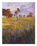 Colors of Brenham (right) Art Print