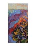 Grand Sunset (left) Art Print