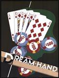 Dream Hand Art Print