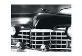 Legends Cadillac Art Print
