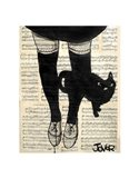 This be Cat Art Print