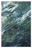 Churning Sea Art Print