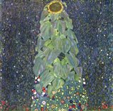 The Sunflower, c. 1906-1907 Art Print