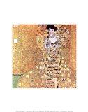 Portrait of Adele Bloch-Bauer I, 1907 Art Print