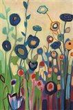 Meet Me In My Garden Dreams Pt. 1 Art Print