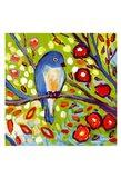 Modern Bird III Art Print