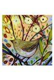 Modern Bird IV Art Print