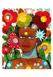 Ipanema Girl Art Print