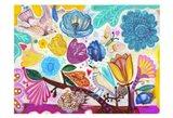 Garden of Light Art Print