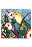 Modern Bird VIII Art Print