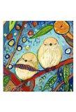 Modern Bird XII Art Print