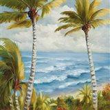 Seaside Escape Art Print