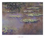 Water Lilies, 1903 Art Print