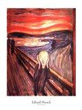 The Scream, c.1893 Art Print