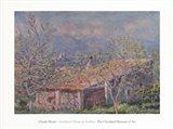 Gardener's House at Antibes, 1888 Art Print