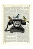 Birdcall Art Print