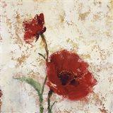 Simply Floral II Art Print