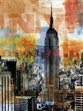 New York Edge Art Print