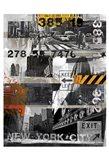 New York Style XI Art Print