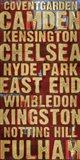 Explore London Art Print