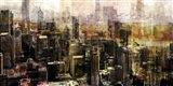 Chicago Sky 10 Art Print