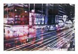 Hong Kong Streets 8 Art Print
