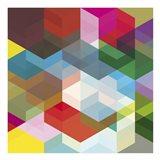 Cuben Shambles Art Print