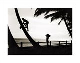 Hawaiian Silhouette, 1931 Art Print