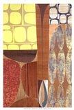 Hula Art Print