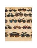 Five Rows of Sunglasses, 2000 Art Print