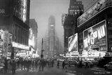 Times Square, 1949 Art Print