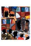 1961 Freedom Riders Art Print