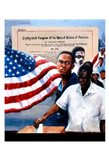 1965 Voting Rights Act Art Print