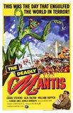 Deadly Mantis Art Print
