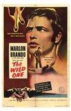 The Wild One - a mans face Art Print