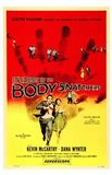 Invasion of the Body Snatchers McCarthy & Wynter Art Print